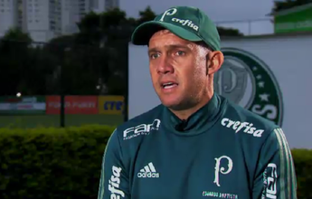 Alheio aos críticos, Eduardo Baptista elogia espírito de Libertadores do time