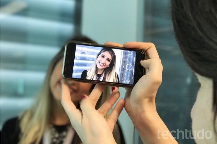 WhatsApp: como melhorar a qualidade de fotos e vídeos noturnos no iPhone (Foto: Tainah Tavares/TechTudo)