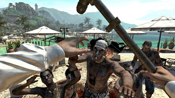 Combater zumbis fica mais fácil com níveis maiores e armas melhores (Foto: gamefront.com)