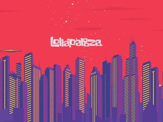 Lollapalooza (Foto: Divulgao)