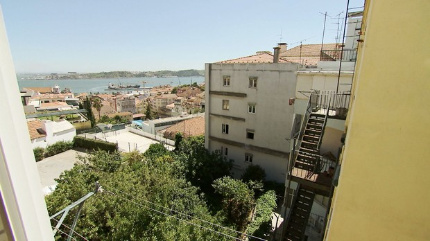 Casa nova, vida nova, Ep 3, Lisboa, Portugal (Foto: Divulgao/GNT)