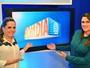 Bruna Bachega apresenta o Bom Dia Fronteira, a partir desta segunda-feira