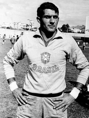 Felix brasil seleção na copa de 1970 treino (Foto: Agência Estado)