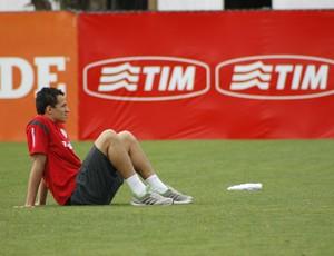 Leandro Damião, atacante do Inter (Foto: Diego Guichard/GLOBOESPORTE.COM)