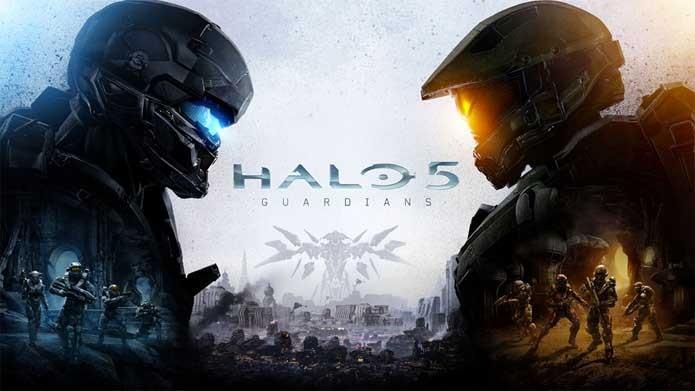 Halo 5 Guardians é destaque nesta semana (Foto: Divulgação/Microsoft)