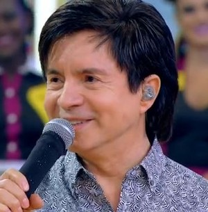 Xororó mostra música que fez para o neto  (TV Globo/Esquenta)