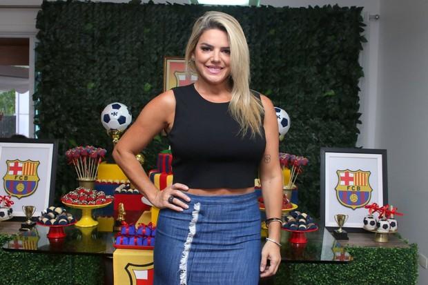 Mari Alexandre (Foto: Thiago Duran / AgNews)