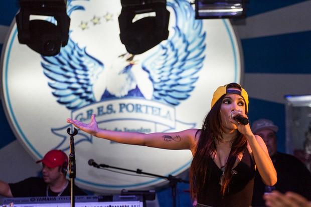 Anitta  (Foto: Alex Nunes/Divulgação)