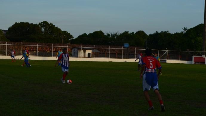 Abertura da Copa Imprensa de futebol 2014, no AP (Foto: Wellington Costa/GE-AP)
