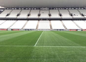 Arena Corinthians (Foto: Divulgação / Corinthians)