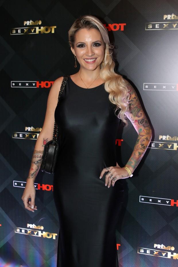 Clara Aguilar  (Foto: Thiago Duran/AgNews )