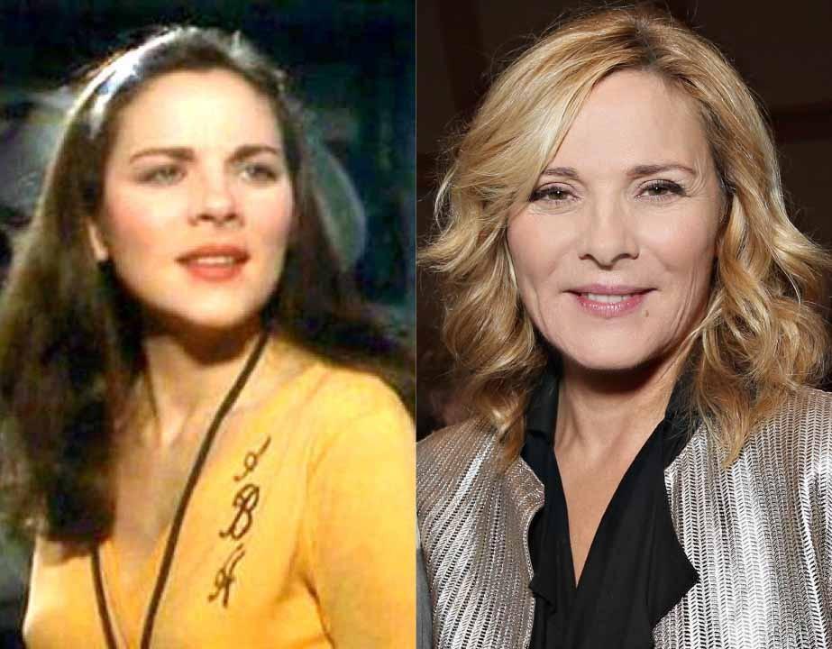 Kim fez o papel de garotas sensuais na década de 80, em 'Porky's – A Casa do Amor e do Riso'(1982) e 'Manequim' (1987). Além disso, esteve na série 'Sex And the City' (1998-2004). (Foto: Getty Images/Reprodução)