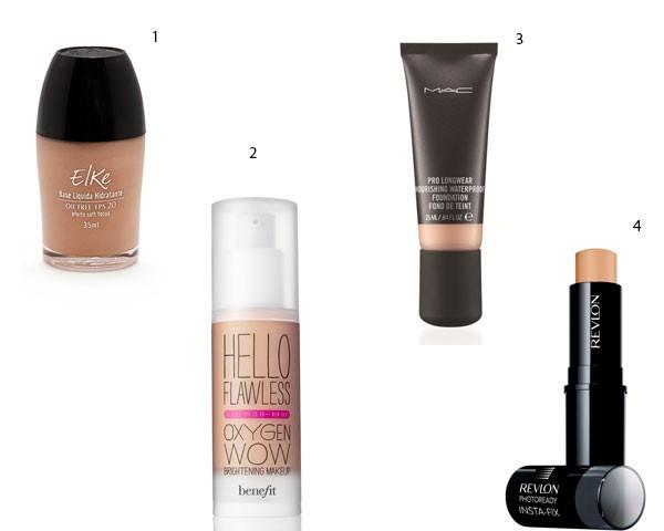 Escolha uma base compatível a sua pele (Foto: Divulgação)