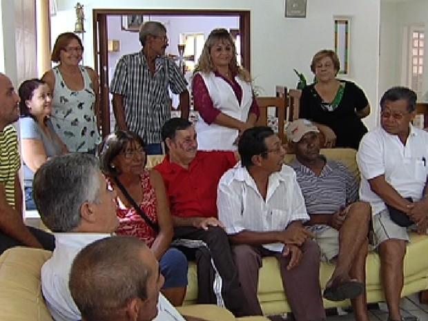 Capac em Rio Preto recebe cerca de 50 pacientes de toda a região (Foto: Reprodução / TV Tem)