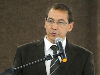 Delegado Anderson dos Anjos Garcia (Foto: Josi Pettengill/Secom-MT)