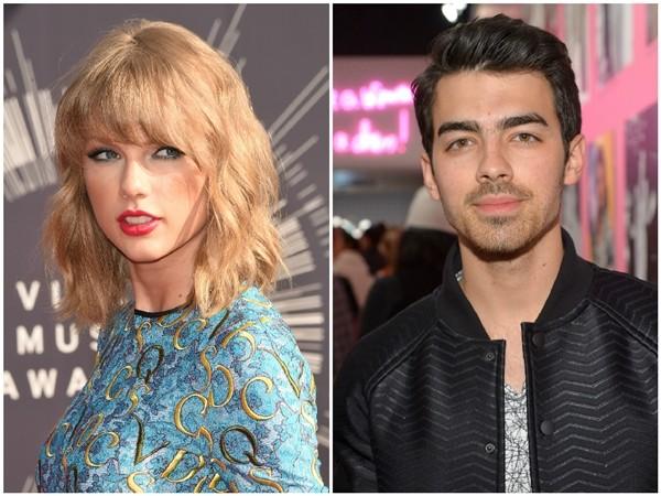 Taylor Swift e Joe Jonas (Foto: Getty Images)
