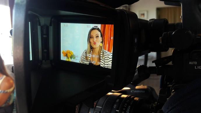 Dani Coelho criou projeto Descubra-se (Foto: RBS TV/Divulgação )
