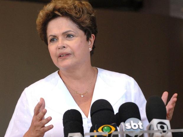 Quantidade de feriados foi uma das causas de PIB negativo, afirma Dilma (Foto: ROMILDO DE JESUS/FUTURA PRESS/ESTADÃO CONTEÚDO)