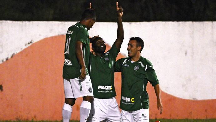 Independente-SP Guarani Paulista Série A2 Malaquias (Foto: Rodrigo Villalba / Memory Press)