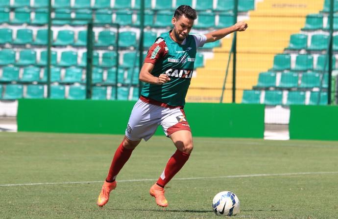 marco antônio figueirense  (Foto: Luiz Henrique / FFC)