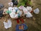 Funcionários paralisam coleta de lixo em Palmas por atraso de salários