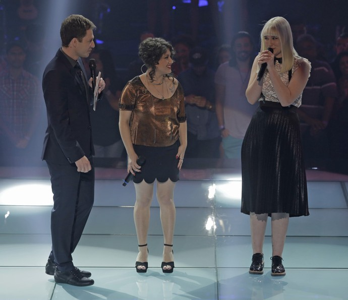 Aretha Lima e Gabriela Ferreira são escolhidas por seus  (Foto: Artur Meninea/Gshow)