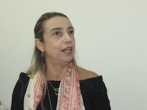 Eugênia Villa está a frent de elaboração do protocolo  (Foto: Beto Marques/G1)