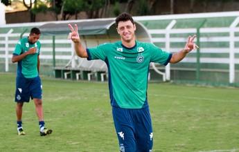 Ponte encaminha chegada de Felipe Menezes, do Palmeiras, para ser o 10