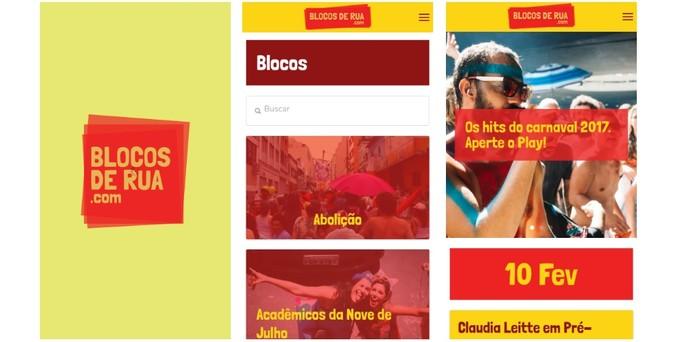 Faça sua programação para o Carnaval de SP (Foto: Reprodução/Camila Peres)