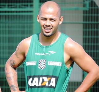 Mazola Figueirense atacante (Foto: Renan Koerich)