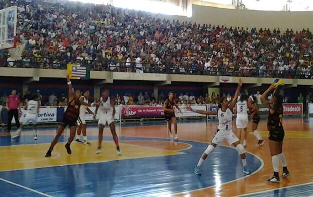 Maranhão Basquete x Sport - LBF 2013 (Foto: Divulgação/Paulo de Tarso Jr.)