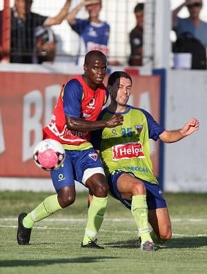 Marinho Donizete quer voltar a jogar pelo Tricolor (Foto: Fabiane de Paula / Ag. Diário)