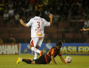 sport x boa esporte (Foto: Aldo Carneiro / Pernambuco Press)