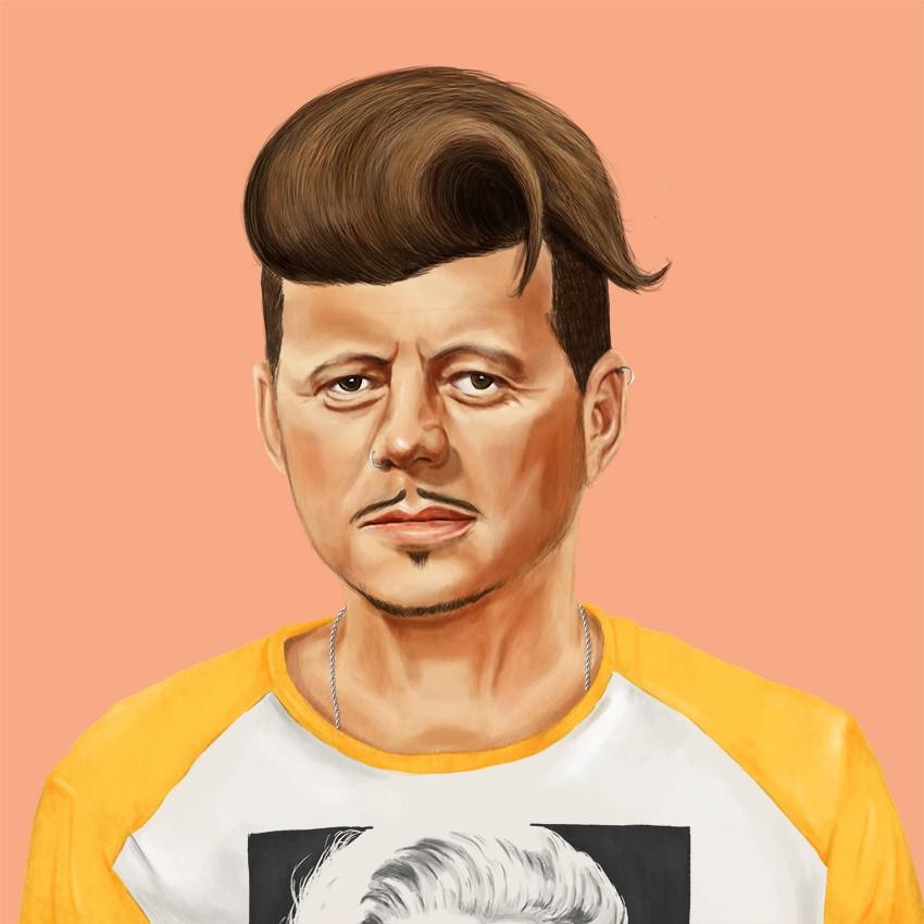 John F. Kennedy (Foto: Divulgação)