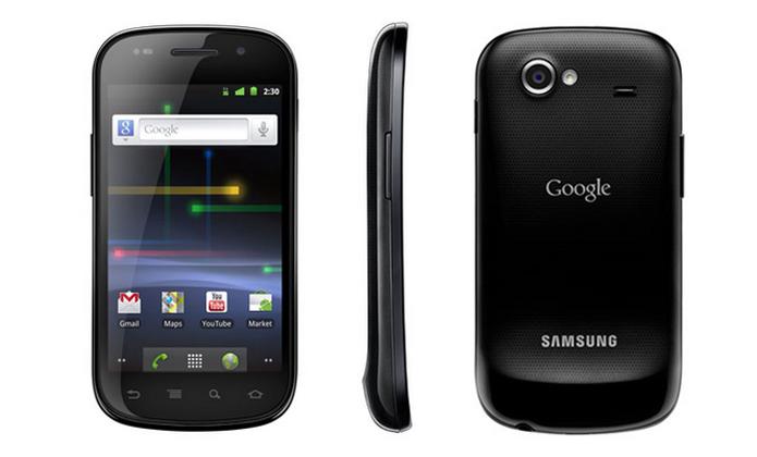 Nexus S, fabricado pela Samsung, lançado em dezembro de 2010 com Android 2.3 Gingerbread (Foto: Divulgação) (Foto: Nexus S, fabricado pela Samsung, lançado em dezembro de 2010 com Android 2.3 Gingerbread (Foto: Divulgação))
