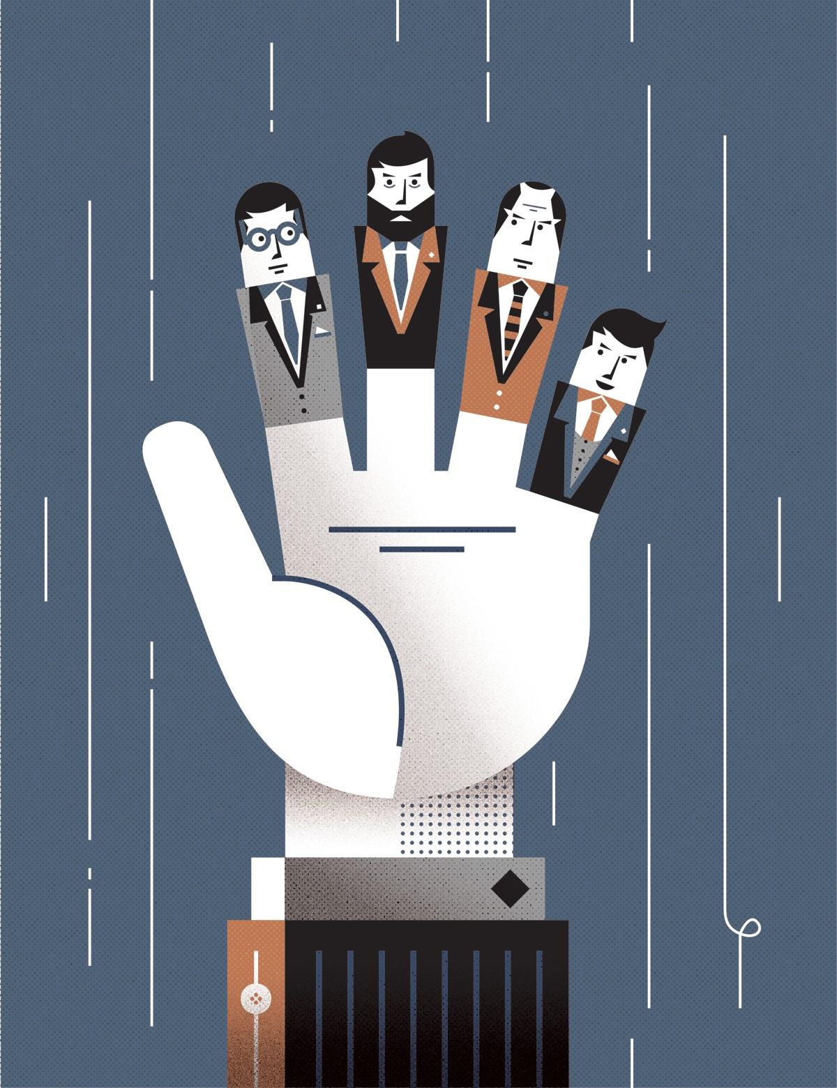 Como agem os (lobistas) representantes de empresas de tecnologia em Brasília