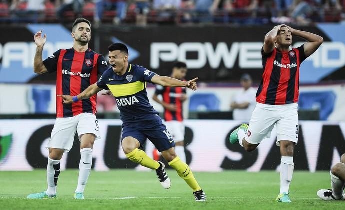 Boca Juniors x San Lorenzo Walter Bou (Foto: Divulgação/Boca Juniors)