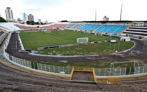 Estádio Barão de Serra Negra, em Piracicaba (Foto: Divulgação)