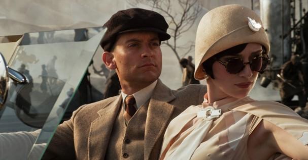 Grande Gatsby óculos tea shade  (Foto: Divulgação )