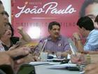 João Paulo afina detalhes da campanha e Geraldo cancela agenda