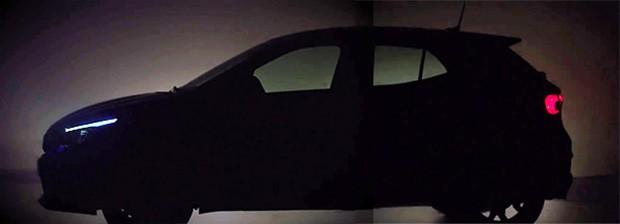 Teaser revela detalhes do Fiat Argo (Foto: Fiat)