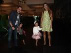 Luciano sobre a gravidez de Wanessa: 'O que vi foi na imprensa'
