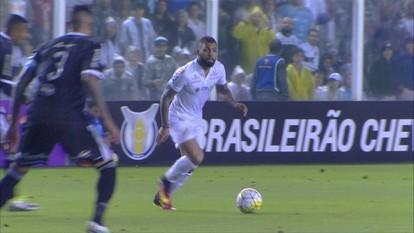 Melhores momentos: Santos 3 x 1 Ponte preta pela 15ª rodada do Brasileirão 2016