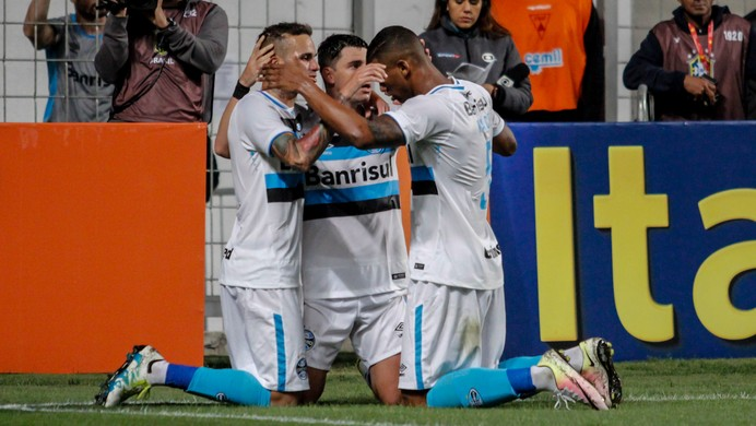 Atlético-MG x Grêmio (Foto: Estadão Conteúdo)