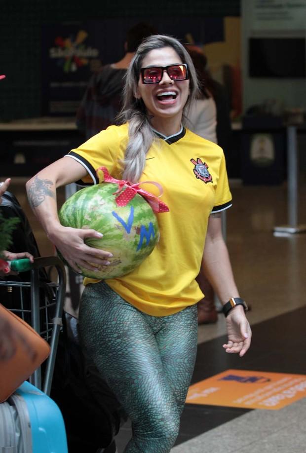 Vanessa (Foto: Orlando Oliveira / AgNews)