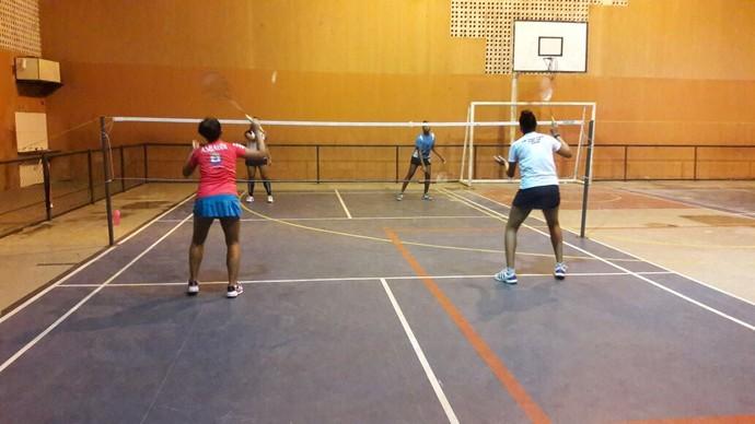 Badminton Piauiense (Foto: Ana Cristina)