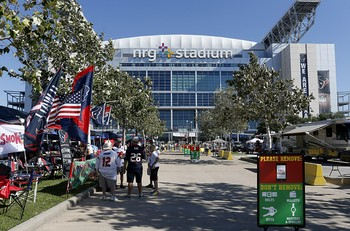 NGR Stadium Houston Texans NFL (Foto: Bob Levey / Getty Images)