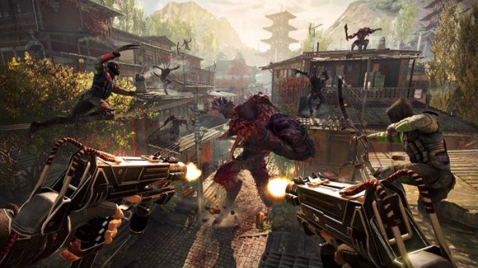 Shadow Warrior 2 ganha variedade com elementos procedurais (Foto: Divulgação/Devolver Digital)