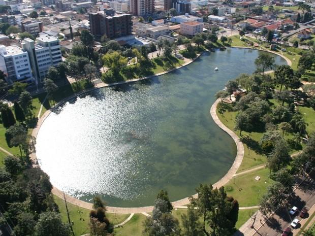 Lagoa das Lágrimas será o cenário da competição (Foto: Divulgação/Secretaria Municipal de Comunicação)