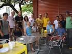 Aventureiros que cruzam América em bicicletas desembarcam em Aracaju